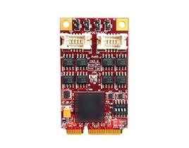 EMP2-X402 mPCIe to 4 x 422/485 Module