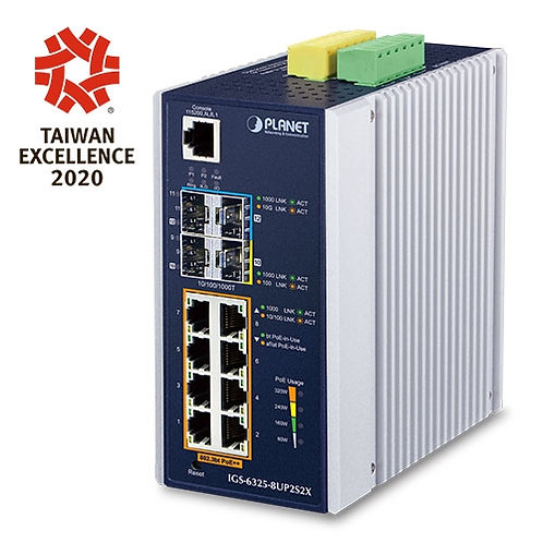 IGS-6325-8UP2S2X