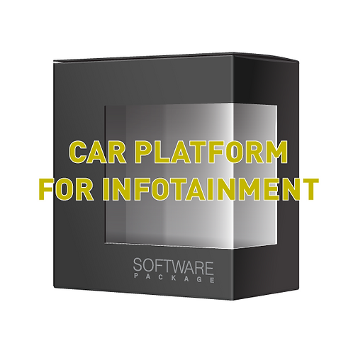 QNX CAR Platform for Infotainment