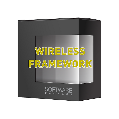QNX Wireless Framework