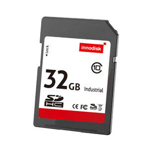 INDUSTRIAL SD CARD SD 3.0 SLC