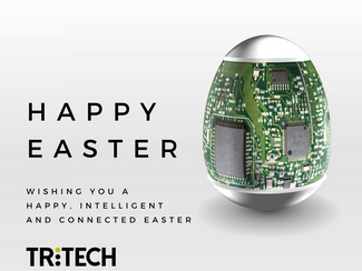 Wishing you a happy, intelligent and connected Easter!