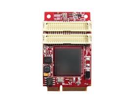 EMPV-1201 mPCIe to dual VGA & HDMI(or DVI) module