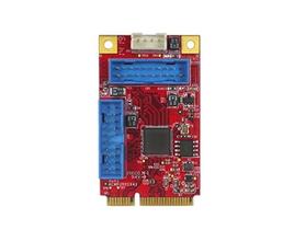 EMPU-3401 mPCIe to four USB 3.0 Module