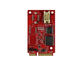 EMU2-X1S1 USB to Single Isolated RS-232 Module