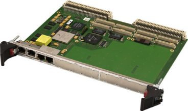 6U VMEBUS A17 – MPC8548 2ESST CPU BOARD