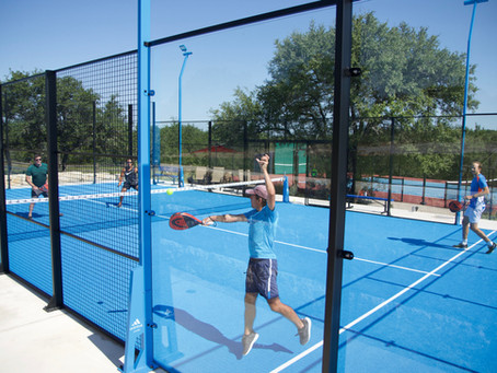 Lake Travis Padel takes off behind Christine Beaudin's vision and drive