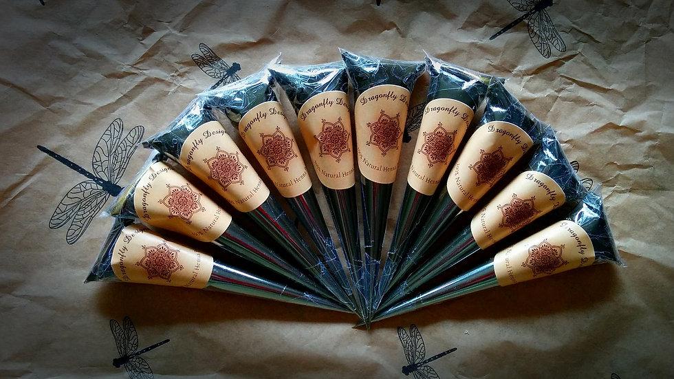 Fresh Henna Paste