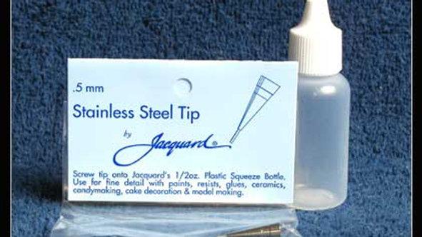 Jacquard Squeeze Bottle & Tip