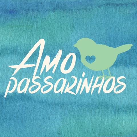 Amo Passarinhos | Identidade visual