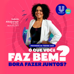 Trainee Unilever | Identidade Visual