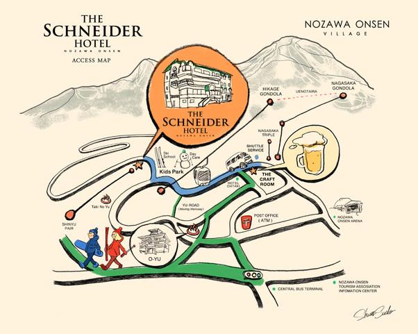 THE SCHNEIDER HOTEL