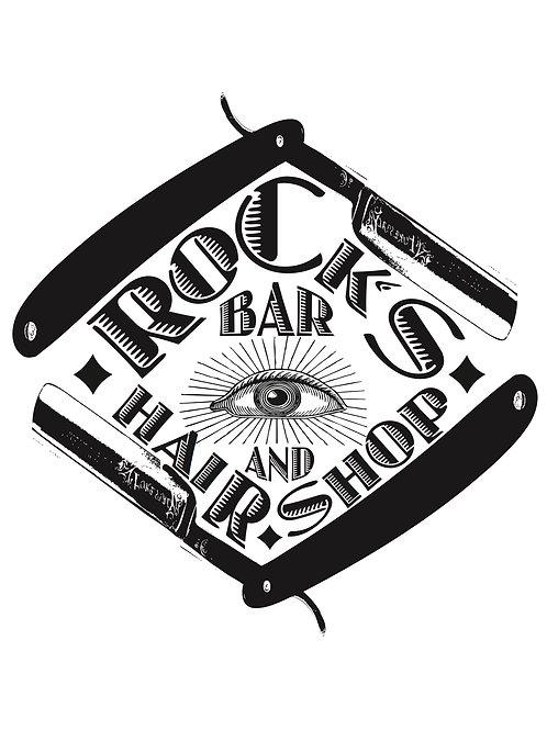 Rock's Logo Tee