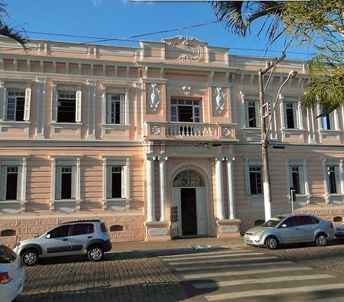 Teatro Municipal de Guaxupé, Minas Gerais