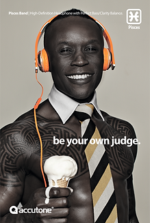 Pisces Ad: Be Your Own Judge Version 3