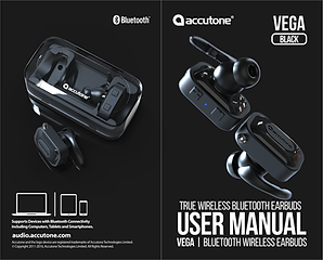 Accutone Vega TWS User Manual