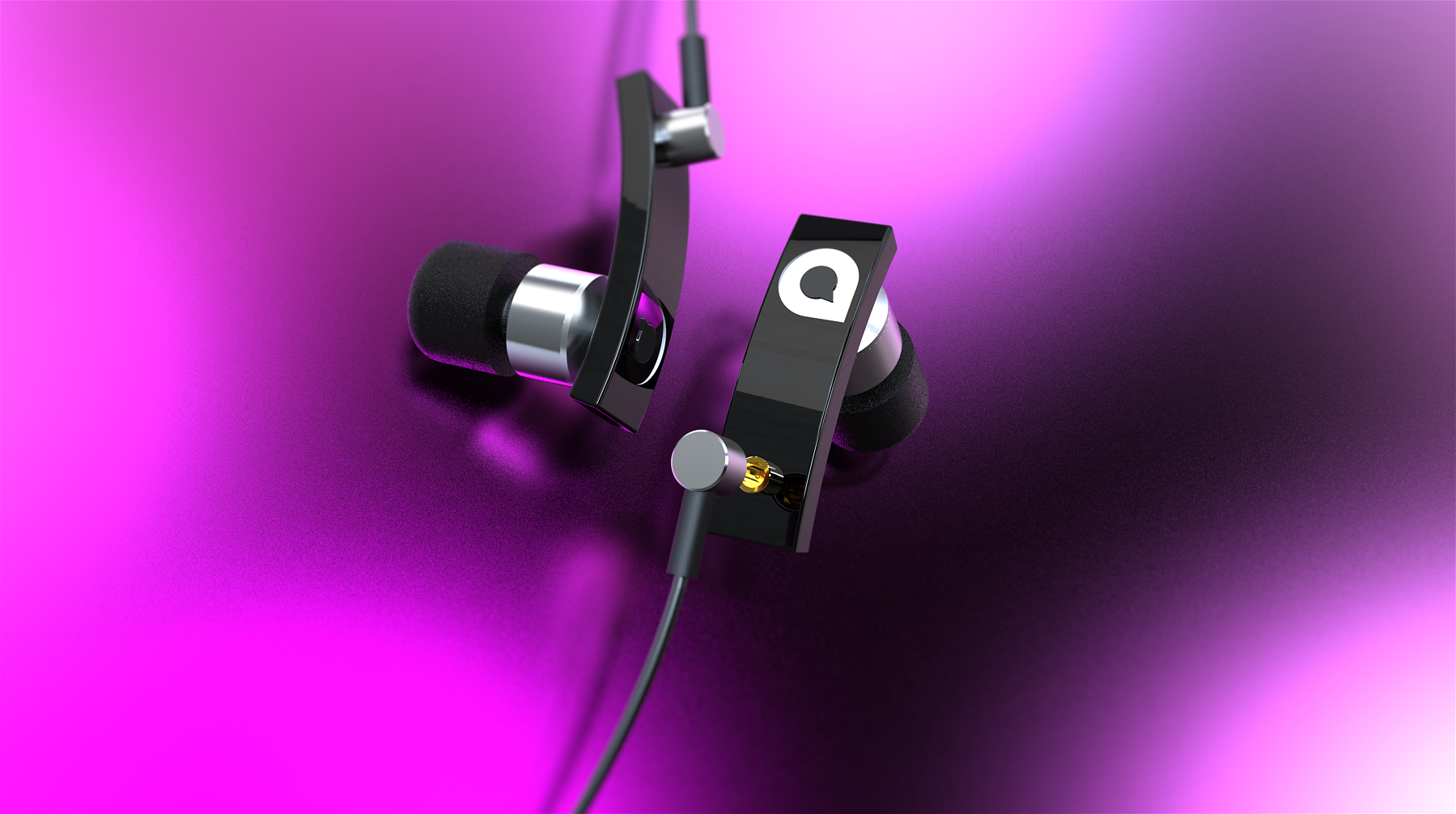 Pisces HD Headphone for Android