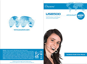 USB 500 User Manual