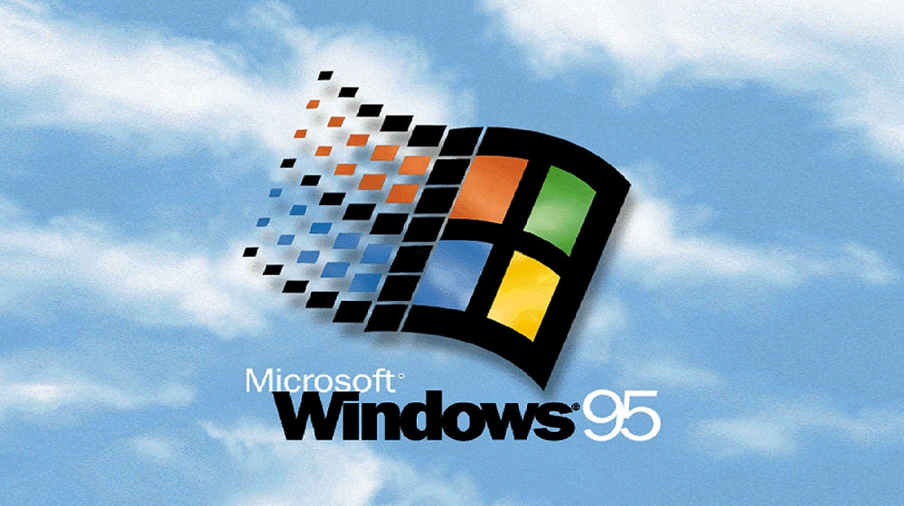 Windows 95 Loading Screen