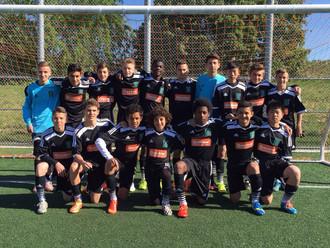 Accutone Football Team