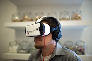 Applications of Virtual Reality