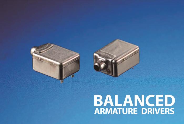 Balanced Armature Speaker