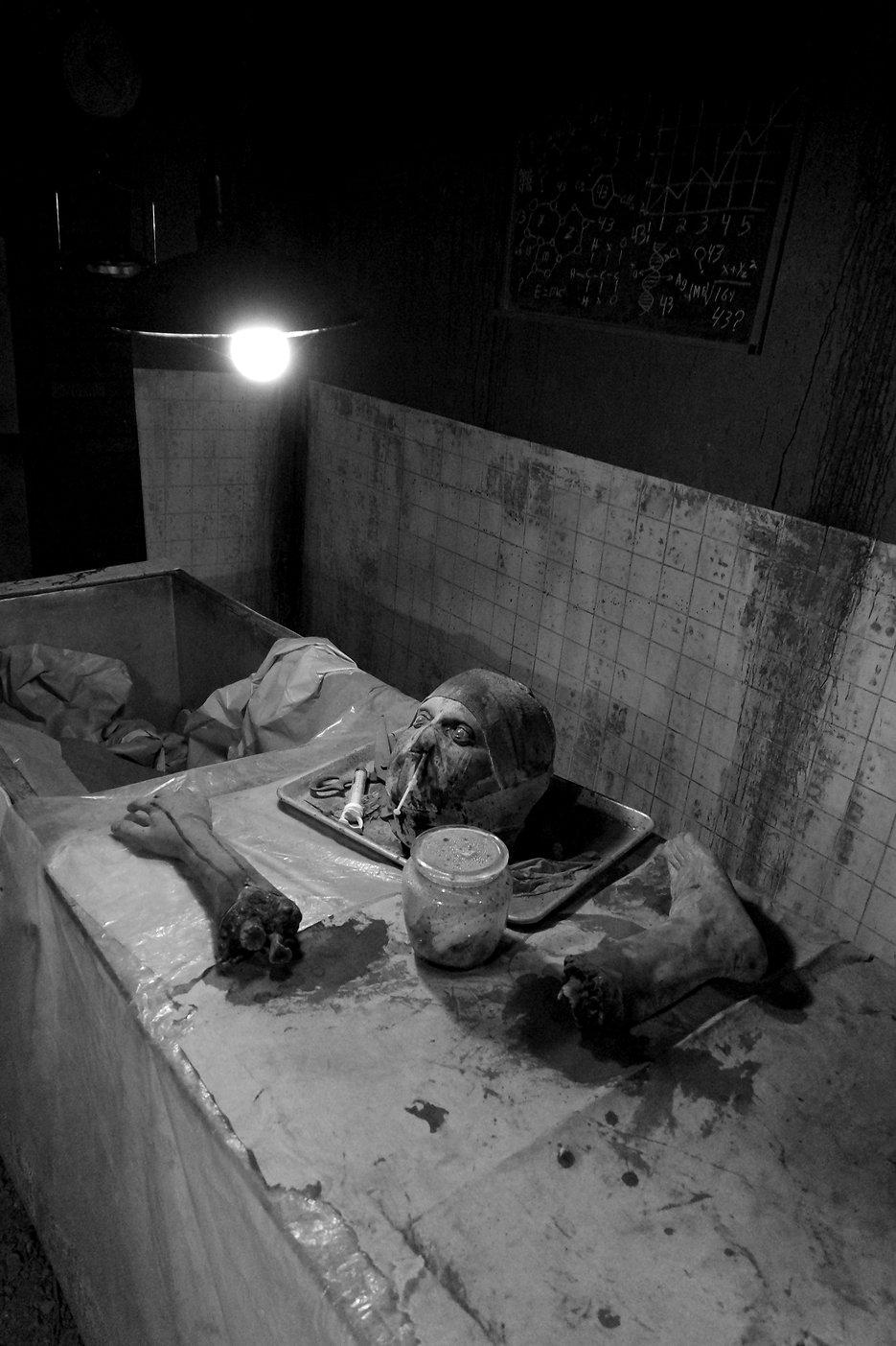 43 nightmares morgue room