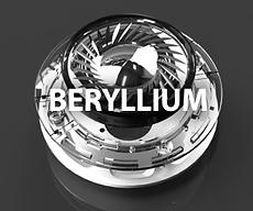 Beryllium Loudspeakers