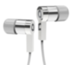 Gemini HD Stainles Steel Headphone