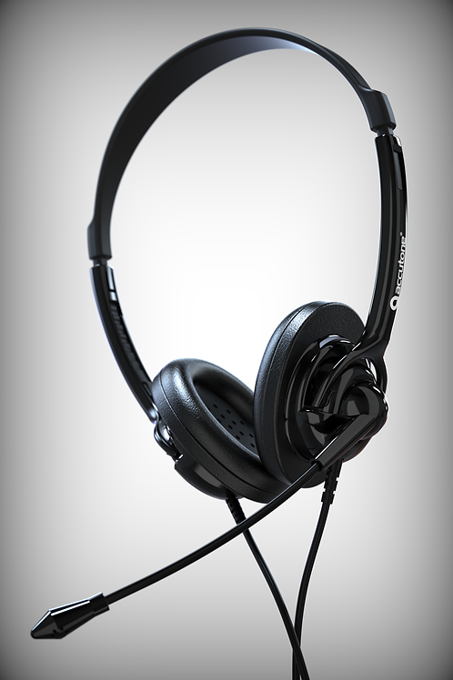 Series 800 Basic Headset with 2.5mm Plug