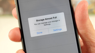 Magically Increase iPhone Storage