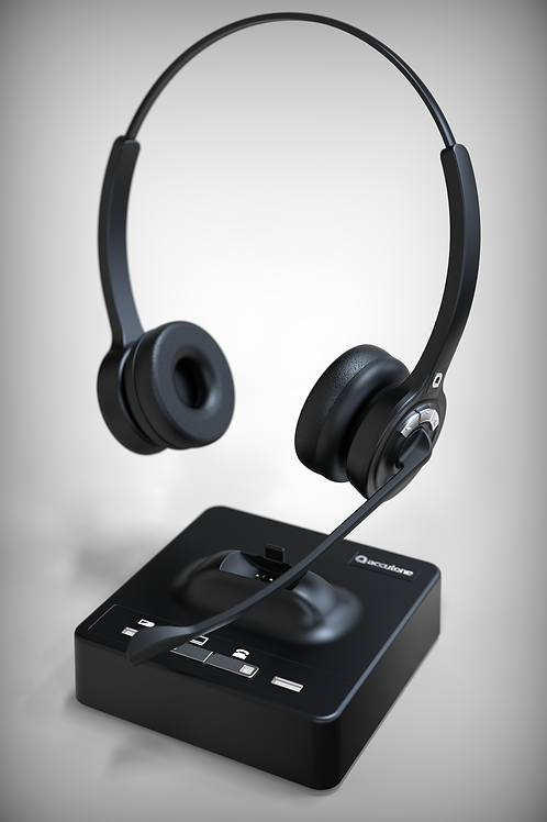 DW1 Wireless DECT Headset System