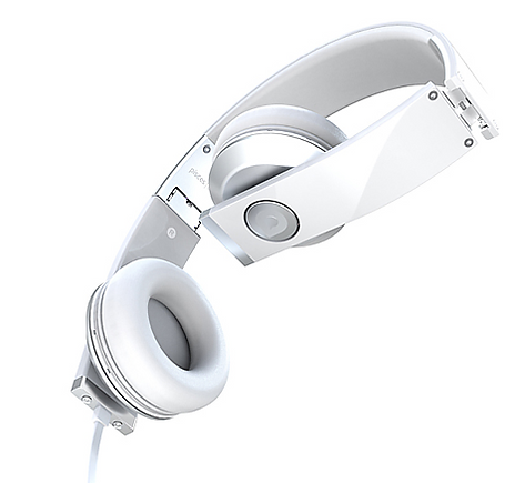 Pisces Band Headphone in White