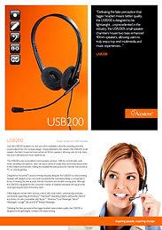 USB200 Specsheet