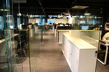 Accutone Office Inside