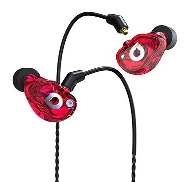 Gemini HD Stainles Steel Headphone