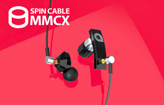 Accutone MMCX Detachable Cables