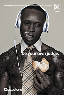 Pisces Ad: Be Your Own Judge Version 2