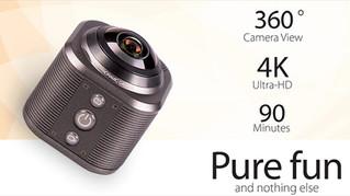 CAMORAMA - 4K VR Camera