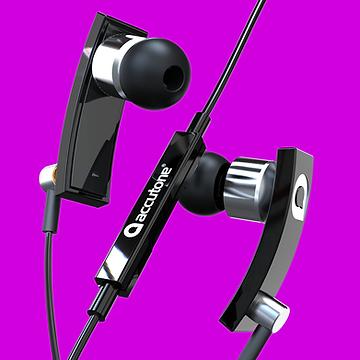 Pisces HD with Berylllium Speakers