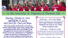 C C Walk for Life 2016 Oct 22