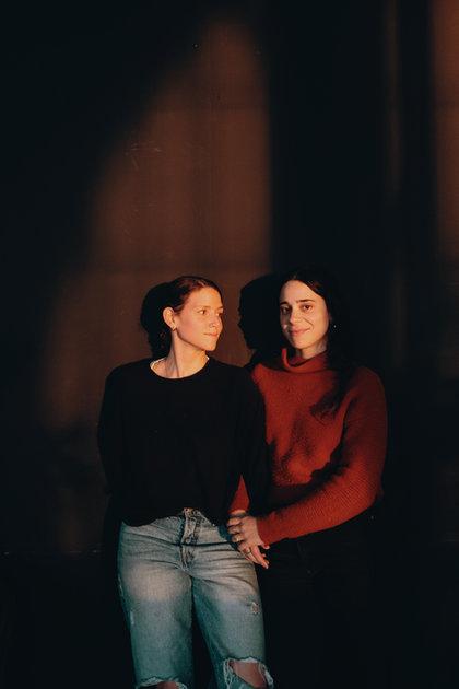Comadres Myrna & Vero