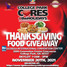 Thanksgiving Food Giveaway | College Park, GA