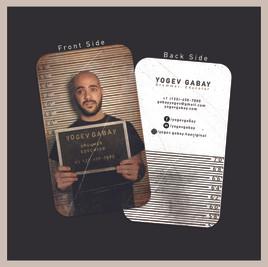 Business Card - Yogev Gabay