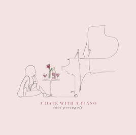 A Date With A Piano - Shai Portugaly