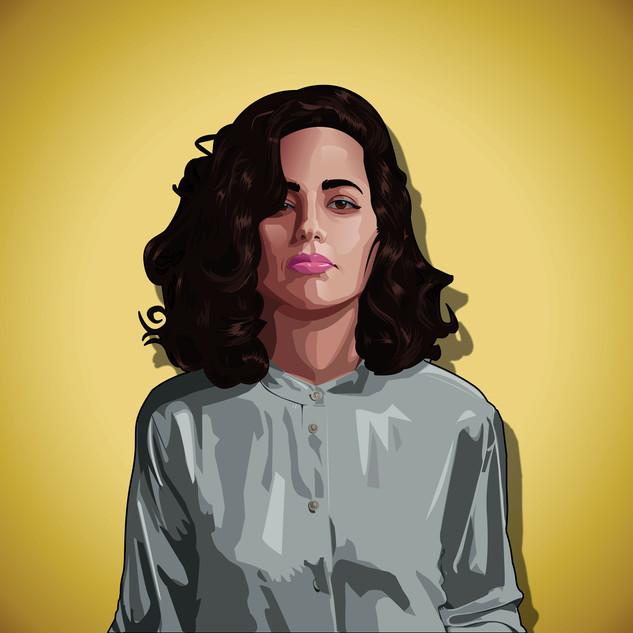 Yonit Spiegelman Character Pop Art