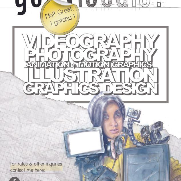 CreatAves Design Flyer