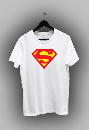 Значок супермена