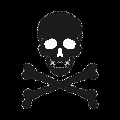 3 (череп с костями)