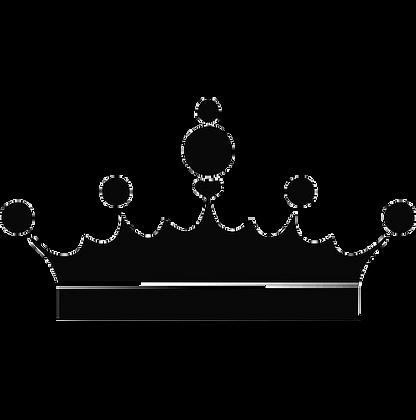 1 (корона с шариками)